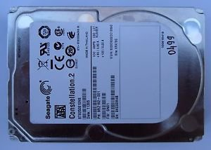 "eC HDD Seagate ST9250610NS 9RZ162-001 250gb 2.5"" SATA SN01 KRATSG 0499 Donor Drive"
