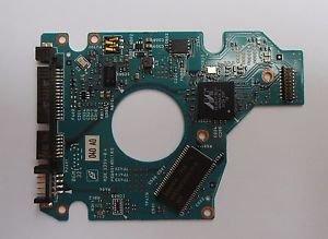 "eC Board PCB G5B001851000-A for TOSHIBA MK1637GSX DL050J1 160gb 2.5"" SATA 0251"