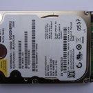 """HDD WD3200BMVU-11A04S0 320gb HHNTJHBB 2.5"""" 21NOV2008 USB 2.0 0537 Donor Drive"""
