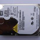 """HDD WD20NMVW-11AV3S0 2Tb HBKTJHKB 2.5"""" 16NOV2013 USB 3.0 0543 Donor Drive"""