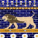 Ishtar Gate's Lion Wall