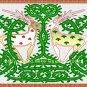 Holly Jolly Christmas Celtic Knot Print