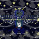 Sky Owl Print