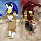 Egyptian Duality Print