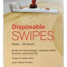 New, Two Dirt Devil Disposable Swipes Pads, Packs of 20 Count Pads, Total 40 Pads