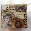 Decorated Box Steampunk