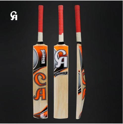 CA Pakistani willow Cricket Bat Thunder Light weight & carefully balanced.