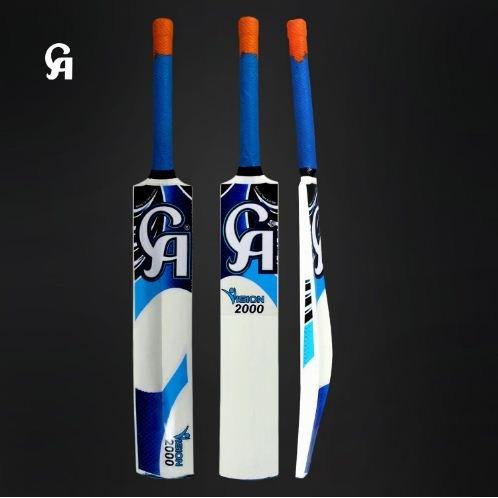CA Vision 2000 Cricket Bat Made of popular willow For Beginner and junior Batsmen.