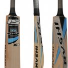 Ihsan LYNX X4 English Willow cricket bat Maximum Pike up and Balance with free grip+protector