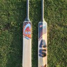AS English Willow Cricket Bat G200 Weight From 2lb 7oz to 3lbs High Spin & Thick Edges