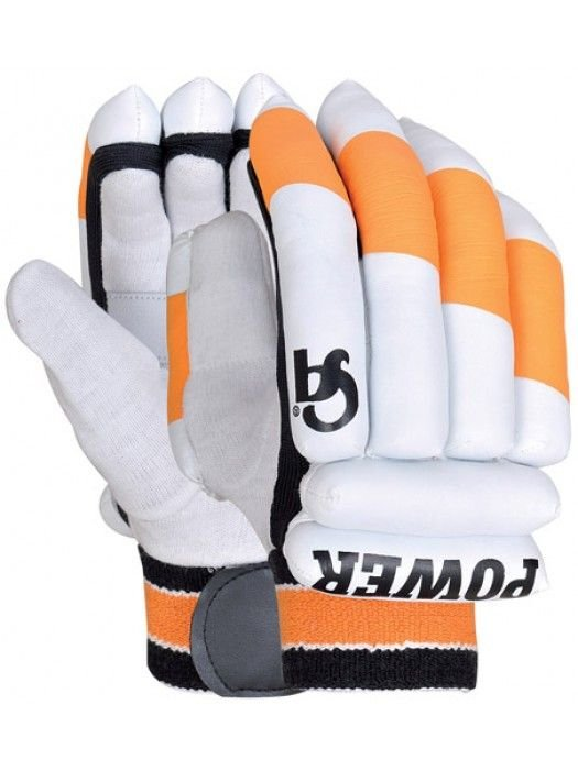 CA POWER Batting Gloves Made of imported PU Available for LH & RH Batsman