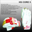 HS CORE 5 Batting Gloves Made of Original Pittards Leather Available for LH & RH Batsman