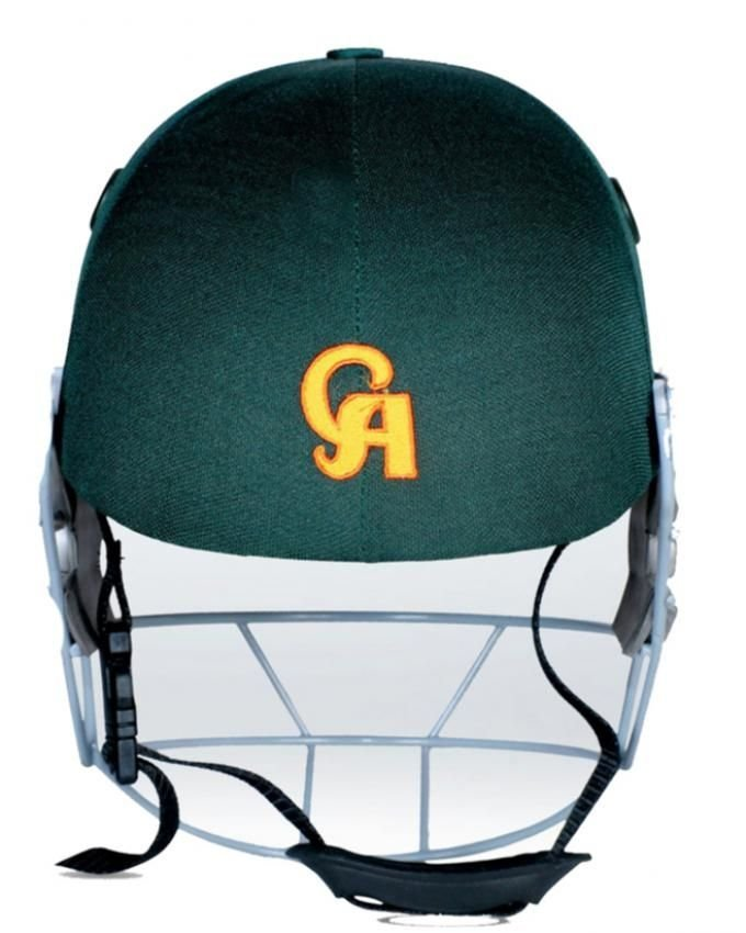 CA Helmet Ultra Light weight Best Quality with Adjustable System For Professional and Club cricket