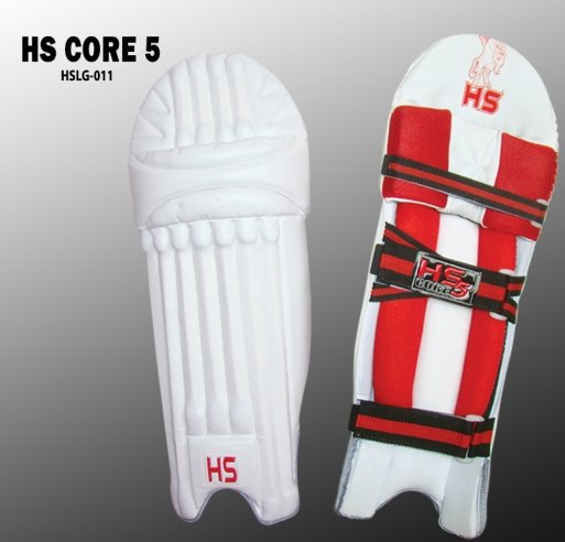 HS Core 5 Batting Pad Light weight Made of imported materials Available in different sizes