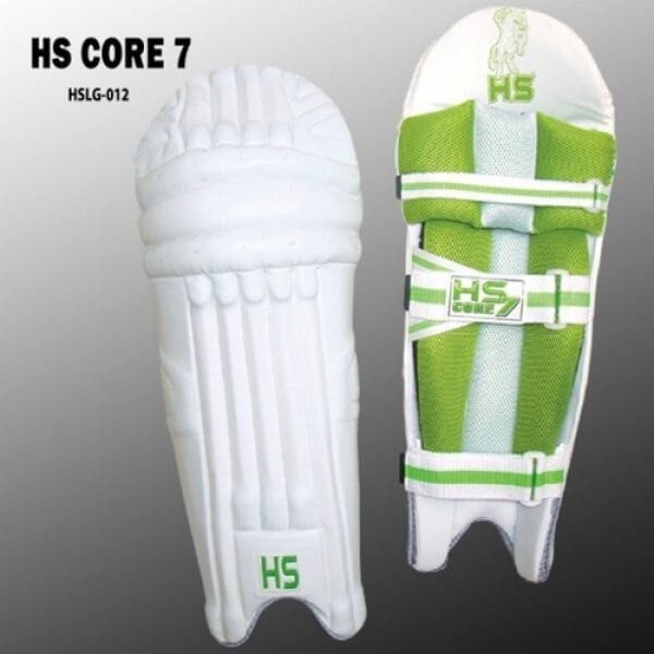 HS Core 7 Batting Pad Light weight Made of imported materials Available in different sizes