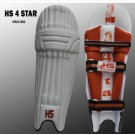 HS 4 STAR Batting Pad Light weight Made of imported materials Available in different sizes
