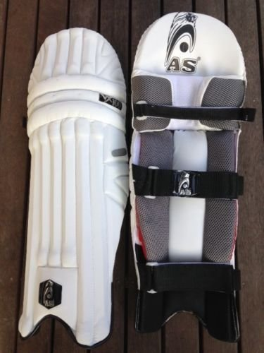 AS Batting Pad VX100 Made of Imported Materials Most Stylish Available for RH and LH Batsmen