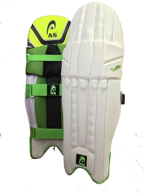 AS Batting Pad V10 Made of Imported Materials Most Stylish Available for RH and LH Batsmen