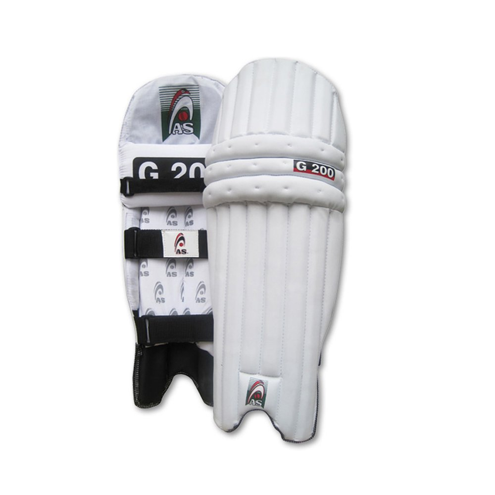 AS Batting Pad G200 Made of Imported Materials Most Stylish Available for RH and LH Batsmen