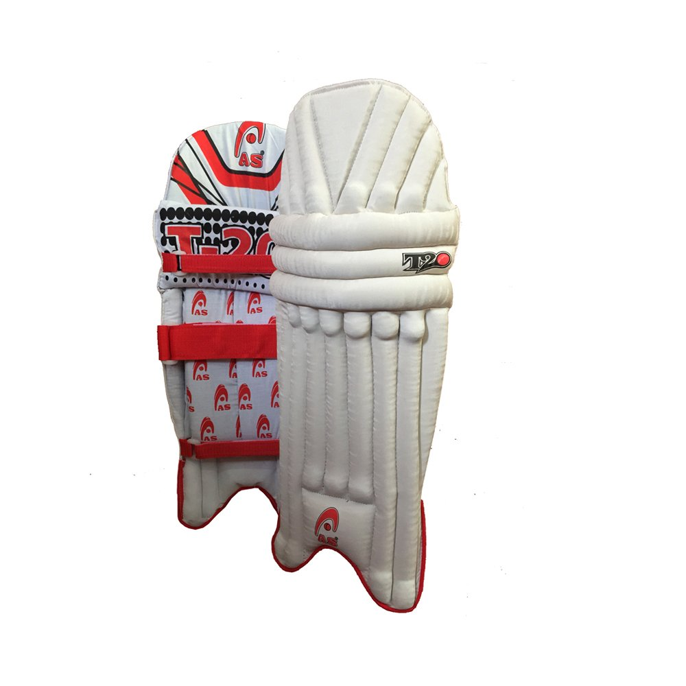 AS Batting Pad T-20 Made of Imported Materials Most Stylish Available for RH and LH Batsmen