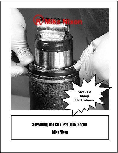 Servicing the CBX Pro-Link Shock