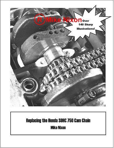 Repl the Honda 750 Cam Chain