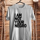 Logo of I Am Not Your Negro Movie on 2017 Many Colour tee by Complexart