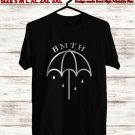 Logo of Bring Me The Horizon Band Many Colour tee by Complexart