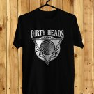 Dirty Heads Art Black Tee's Front Side by Complexart c1