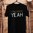 LCD Sound System : YEAH! Black Tee's Front Side by Complexart