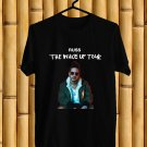 Russ The Wake Up Tour Black Tee's  Front Side by Complexart