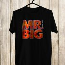 Mr Big Tour 2017 Black Tee's  Front Side by Complexart