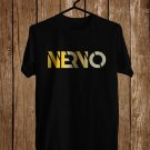Nervo DJ Performance BLack Tee's Front Side by Complexart z1