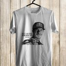 Tribute to Nicky Hayden The Kentucky Boy White Tee's Front Side by Complexart