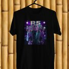 R5 : New Addictions Tour 2017 Black Tee's Front Side by Complexart z2