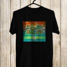 Sunset Music Festival 2017 Black Tee's Front Side by Complexart