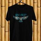 ROMP Fest Logo 2017 Black Tee's Front Side by Complexart  z1