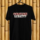 Caravan Palace N.America Tour 2017 Black Tee's Front Side by Complexart z1