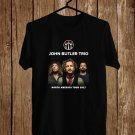 John Butler Trio Tour 2017 Black Tee's Front Side by Complexart