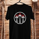 John Butler Trio Logo Black Tee's Front Side by Complexart