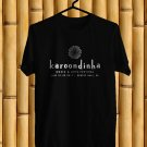 Karoondinha Festival logo Black Tee's Front Side by Complexart