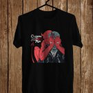 Queen Of the Stone Age Tour Black Tee's Front Side by Complexart z2