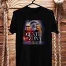 Gente De Zona Visualizate 2017 Black Tee's Front Side by Complexart