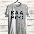 Kaaboo Music fest Logo White Tee's Front Side by Complexart z1
