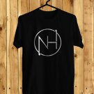 Niall Horan Logo Initial 2017 Black Tee's Front Side by Complexart