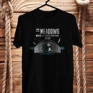 The Meadow Music Festival 2017 Black Tee's Front Side by Complexart z1