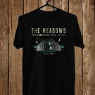 The Meadow Music Festival 2017 Black Tee's Front Side by Complexart z2