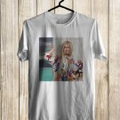 Astrid S Party's Over Tour 2017 White Tee's Front Side by Complexart