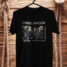 Deep Purple The Long Goodbye Tour 2017 Black Tee's Front Side by Complexart