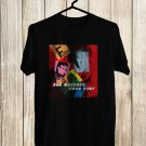 The Psychedelic Furs the Singles Tour 2017 Black Tee's Front Side by Complexart